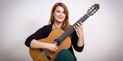 Apeldoorn gitaar series - Sabrina Vlaskalic