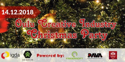Oulu Creative Industry Christmas Party