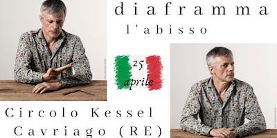 Diaframma live | 25 aprile / Circolo Kessel - Cavriago (RE)