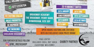 Birminghams Monthly Muslim Market