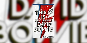 This is (not about) David Bowie by FJ Morris book...