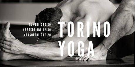 YOU Torino Yoga biglietti