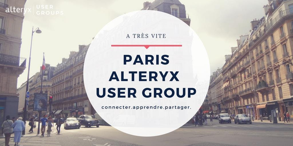 Alteryx User Group