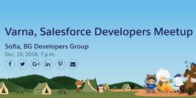 Varna Salesforce Developers Meetup