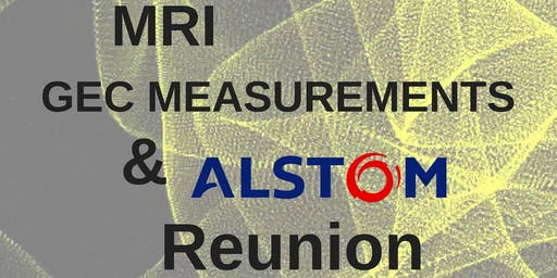 GEC Measurements/ MRI/ALSTOM REUNION NIGHT
