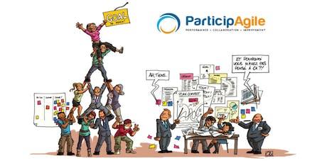 """ParticipAgile : formation au module """"Foundation"""" [AOUT 2019] billets"""