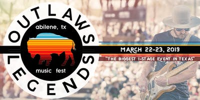 Outlaws & Legends Music Festival - 9th Annual