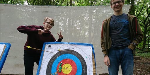 Archery taster event (10am-12pm, 31 July 2019, near Cardiff)