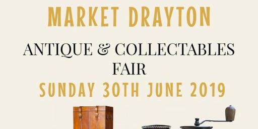 Market Drayton Antique and Collectables Fair
