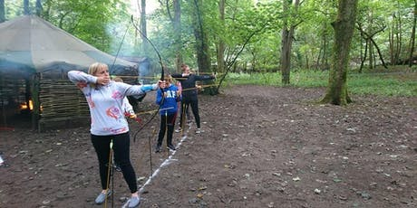 Archery taster event (1pm-3pm, 31 July 2019, near Cardiff) tickets