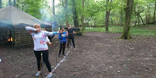 Archery taster event (1pm-3pm, 31 July 2019, near Cardiff)