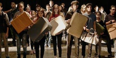 Ciné Pop-corn : Projection du documentaire Bagages