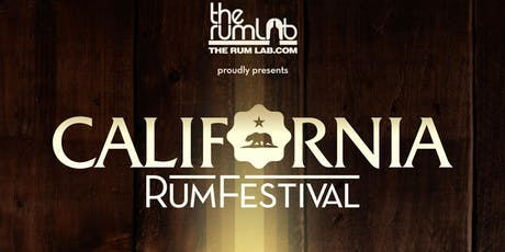 California Rum Festival 2019 tickets