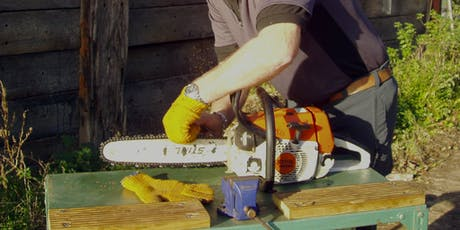 Chainsaw maintenance and cross cutting  tickets