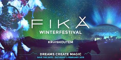 """FIKA Winterfestival \""""Indian Winter\"""""""