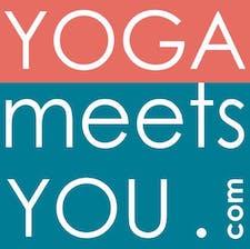 YOGA meets YOU logo