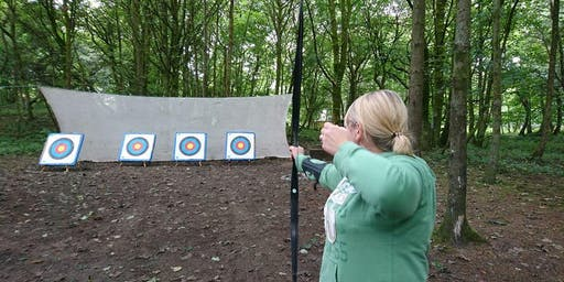 Archery taster event (1-3pm, 14 August 2019, near Cardiff)