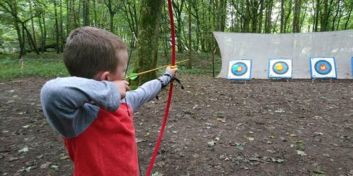Archery taster event (10am - 12pm, 28 August 2019, near Cardiff)