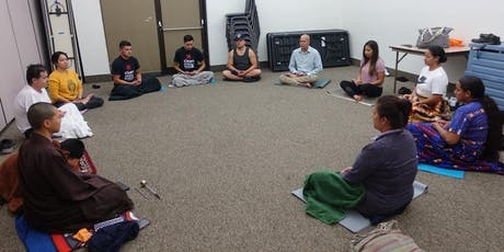 Pico Rivera Weds Evening Chan Meditation Weekly Class tickets