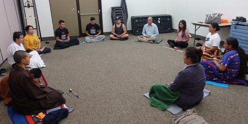 Pico Rivera Weds Evening Chan Meditation Weekly Class