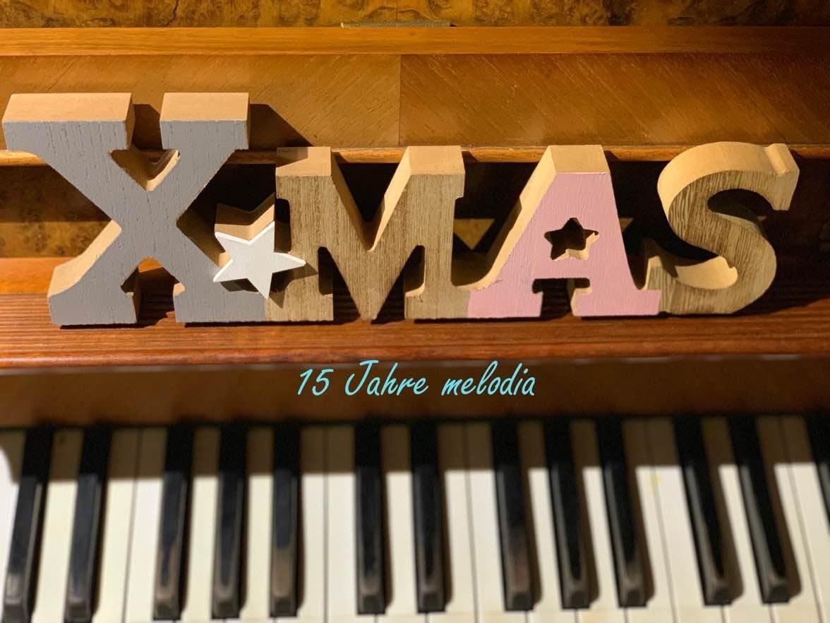 Jubiläums-X-MAS-Konzert melodia