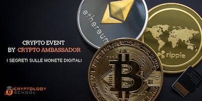 CryptoEvent - I Segreti Delle Monete Digitali
