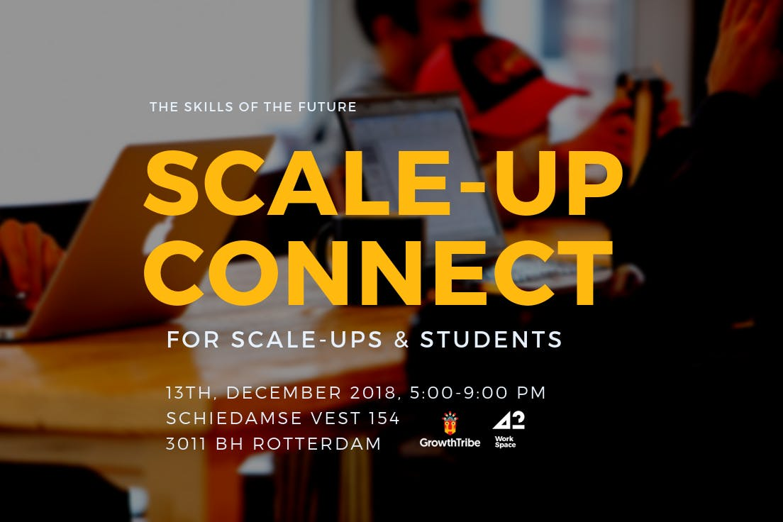 Scale-up Connect!