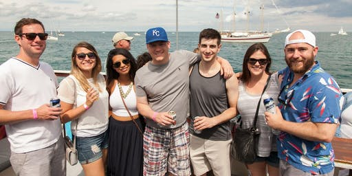 V1 - 2019 Chicago Air Show Charity Yacht Party