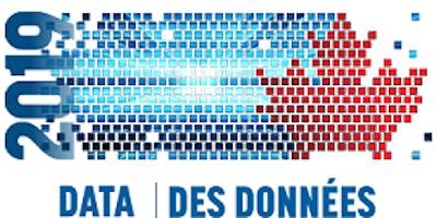 3rd Annual Government of Canada Data Conference/3e Conférence annuelle sur les données du gouvernement du Canada