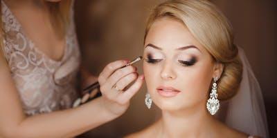 Elise's Wedding Day Make-up Design