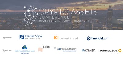 Crypto Assets Conference 2019