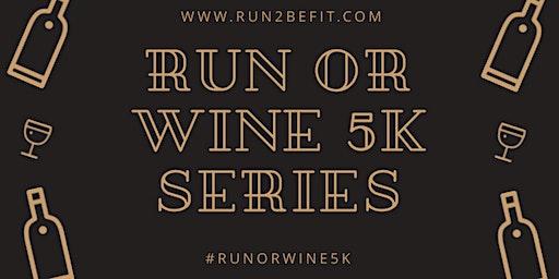 Run or Wine 5k, December 2019