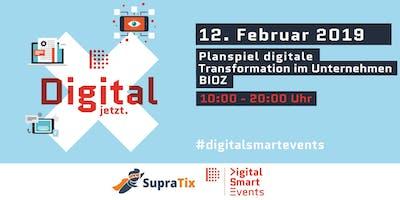 """Planspiel \""""Digitale Transformation im Unternehmen\"""""""