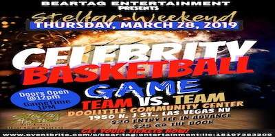 Bear Tag Presents Annual Celebrity Basketball Game