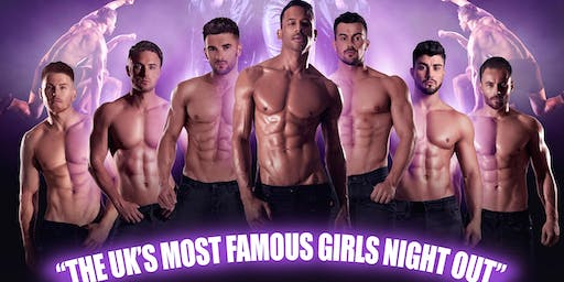 DREAMBOYS - The UK's most famous girls night out