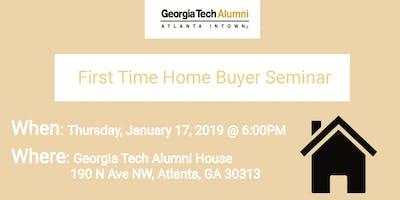 GT Atlanta Intown First-Time Home Buyer Seminar 2019