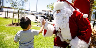 Waverley Park | Christmas with a Summer Twist!