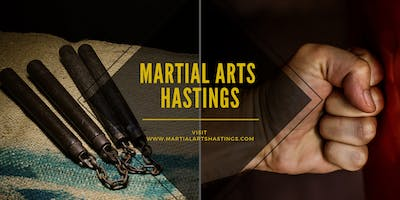 Family Martial Arts Classes In Hastings