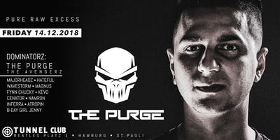 THE PURGE meets THE AVENGERZ * * * * * PURE RAW!