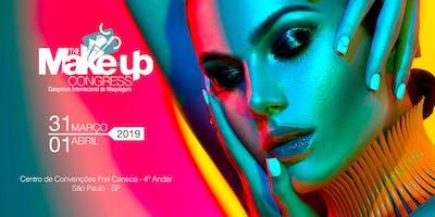 The Make-up Congress - Congresso Internacional de Maquiagem - São Paulo-SP
