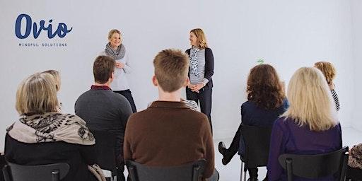Deep dive or teach Ovio Mindfulness, 2.5 day training - Christchurch
