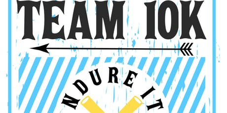 2019 Endure It! 10k Team Relay tickets