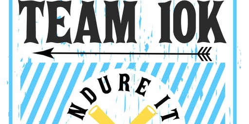 2019 Endure It! 10k Team Relay