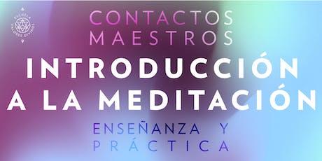 Introducción a la Meditación | Enseñanza y Práctica entradas