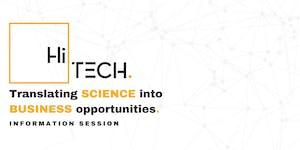 HiTech Information Session @ P.Porto