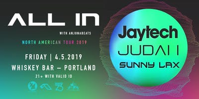 All In With Anjunabeats, ft. Judah, Jaytech, and Sunny Lax