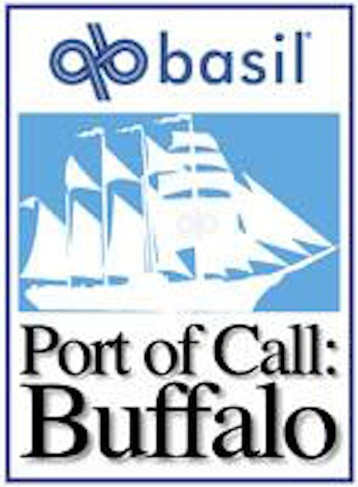 THE TALL SHIPS ARE COMING!® Basil Port of Call Buffalo image