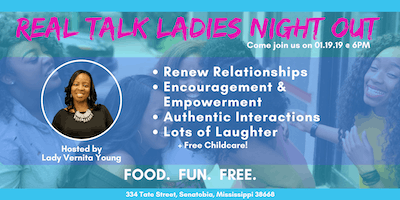 Real Talk Ladies Night Out