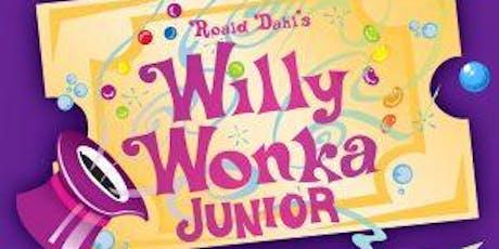CAMP BROADWAY 2019: Willy Wonka Jr. tickets