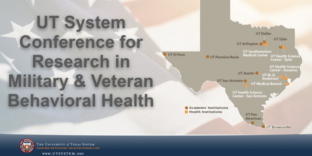 UT System Conference for Research in Military & Veteran Behavioral ...